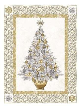Dreaming of a White Christmas Wall Hanging Kit