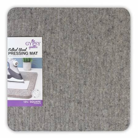 Wool Pressing Mat 13.5 inch square