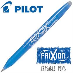 Frixion Heat Erase Pen - Sky Blue