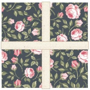 Gingham Farmhouse 10 squares