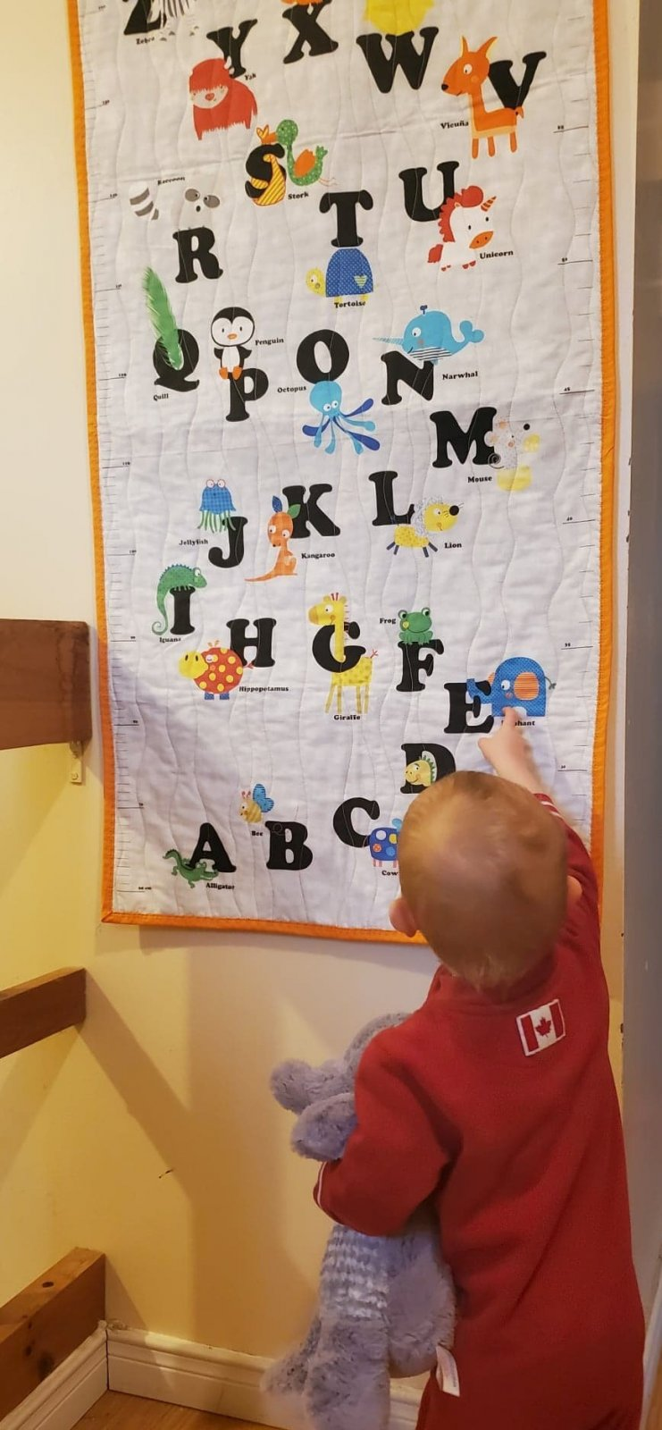Growth Chart- Store Sample
