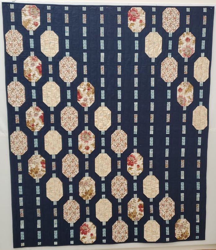 Gumdrops Quilt Kit  60 x 70