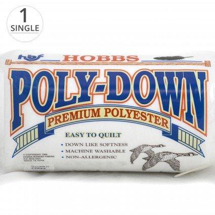 Poly-down Batting - QUEEN(96x108)