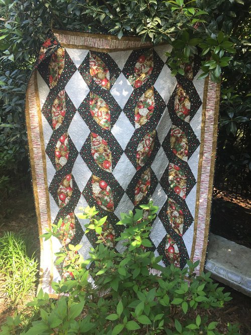 Ribbon Dance Quilt Pattern by Jenice Belling # QGD 157