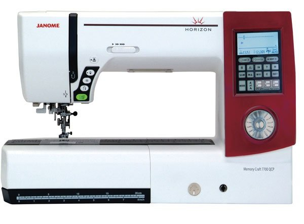 SOLD - Janome MC7700QCP