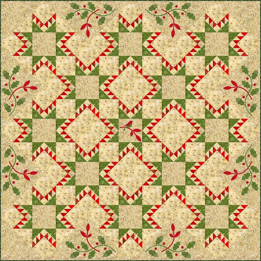JOY Pieced Quilt Pattern by Laundry Basket Quilts #LBQ-0396-P