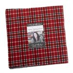 Yuletide Gatherings Flannels by Primitive Gatherings Layer Cake #LC49140F
