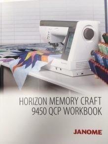Horizon Memory Craft 9450 Workbook
