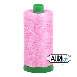 Aurifil Variegated Cotton Thread - 40wt.