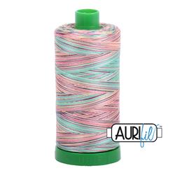 Aurifil Cotton Thread - #MK40SC6-3817 Marrakesh 40wt.
