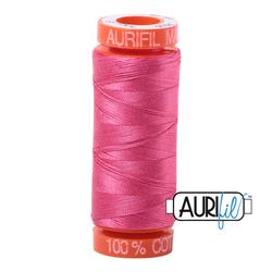 Aurifil Cotton Thread - #MK50SP200-2530 Blossom Pink 50wt.