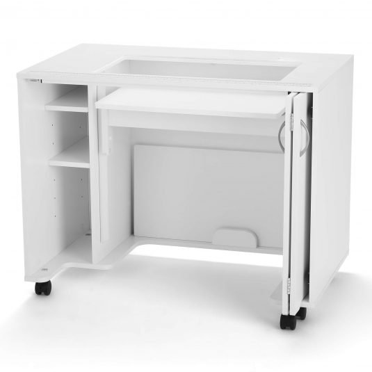Arrow/Kangaroo Cabinets and Tables- MOD SEWING CABINET