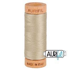 Aurifil Cotton Thread - 80wt.