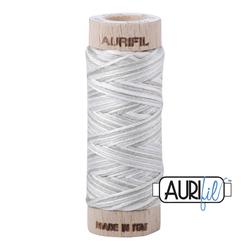 Aurifil Floss 6 Strand Cotton Thread -  Silver Moon #AF30WS-4060