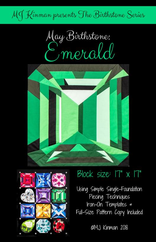 Emerald - Pattern