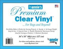 Vinyl Clear Premium Weight
