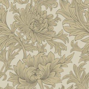 Free Spirit Chrysanthemum Toile #QBWM003.TAUPE