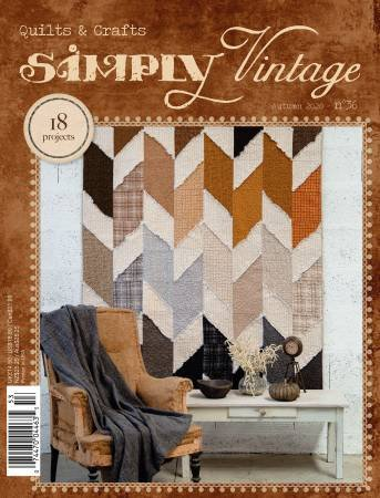 Simply Vintage Quilts & Crafts - Autumn 2020