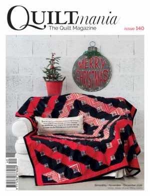 Quiltmania Magazine - Issue #140