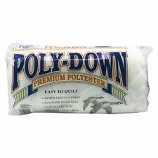 Poly-down Batting - TWIN (72x96)