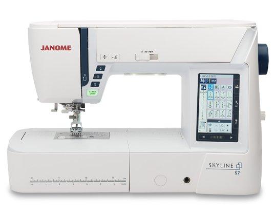 JANOME - Skyline S7