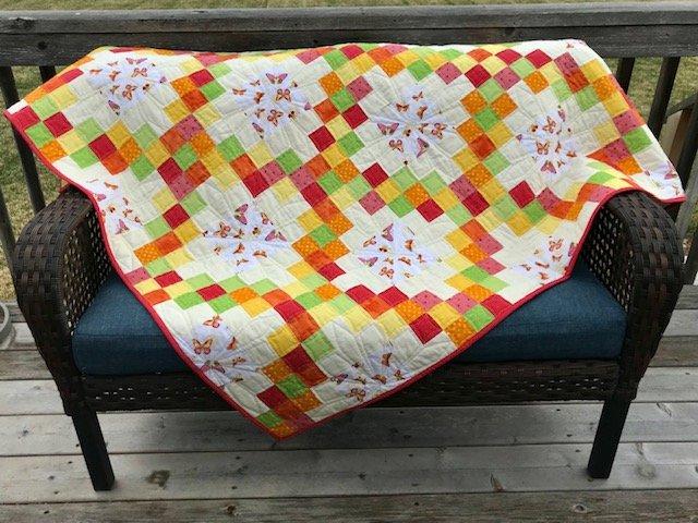 Summer Sorbet Quilt Kit