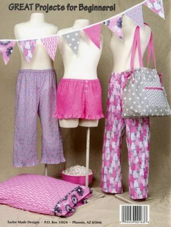 Pajama Pants for Teens & Adults Sizes XS-XXXL