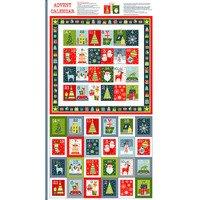Joy Advent Calendar - Andover Fabrics