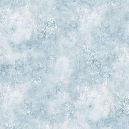 Essential 108 Venetian Tex Wide backing - #3038-4728-411- Sky Blue