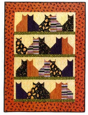 Pattern - Cat City