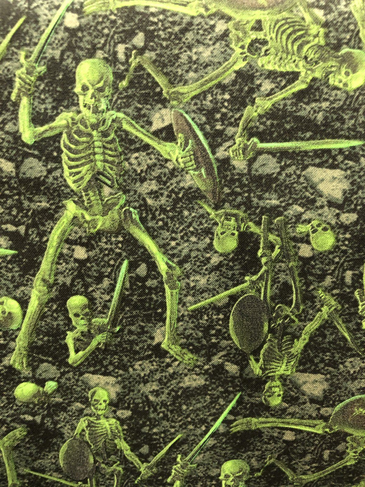 Fright Night Skeletons