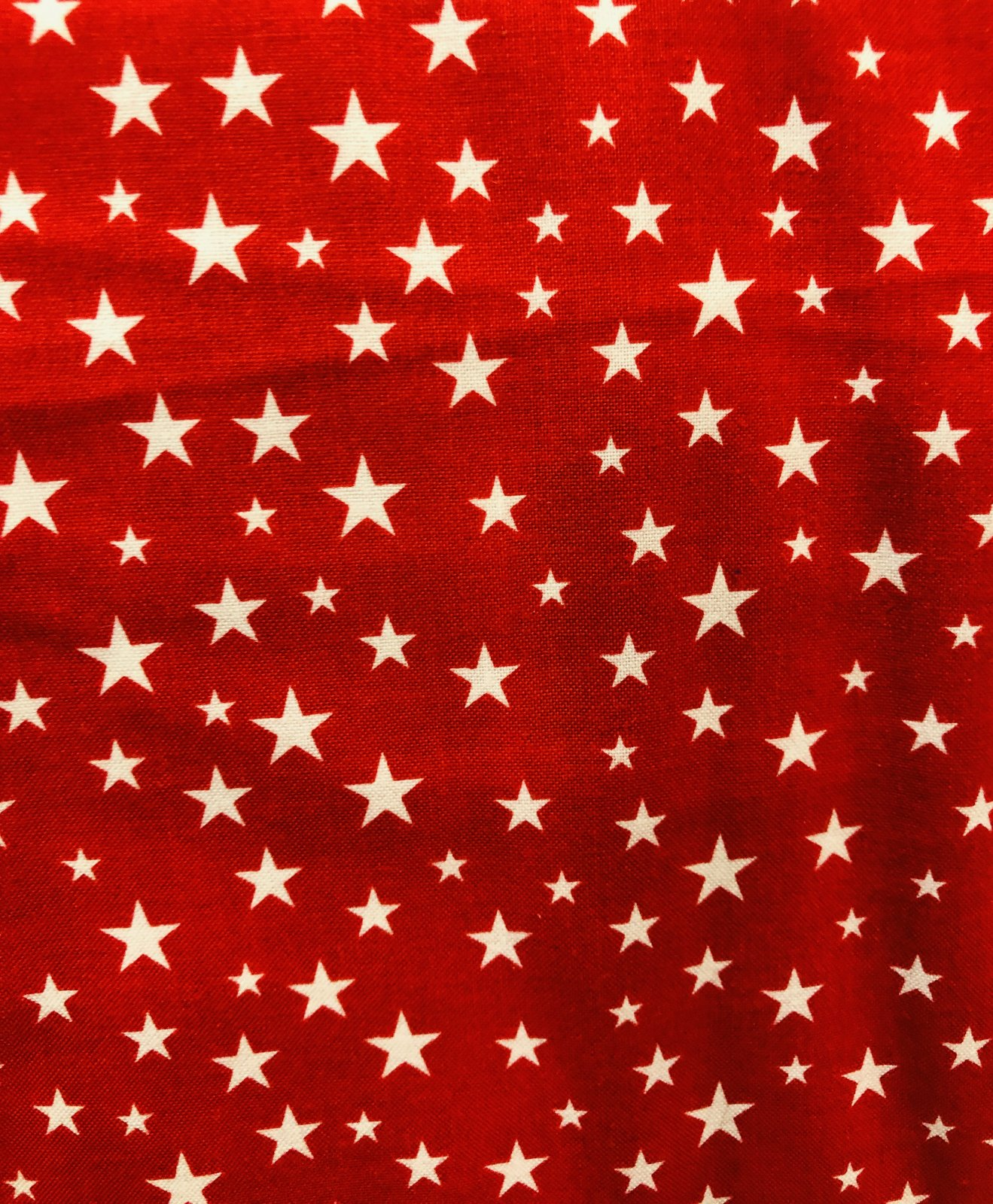 Americana Mini Star Red
