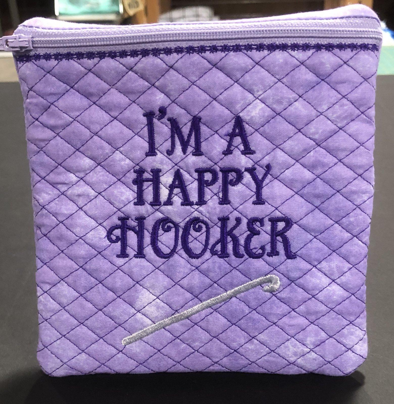 Crochet Needle case Large
