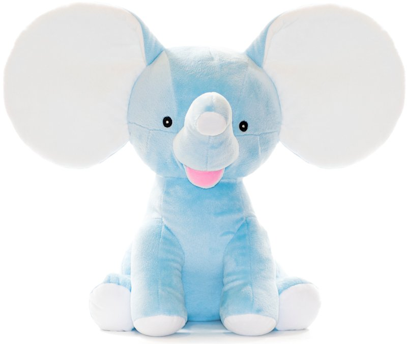 Blue Dumble Elephant
