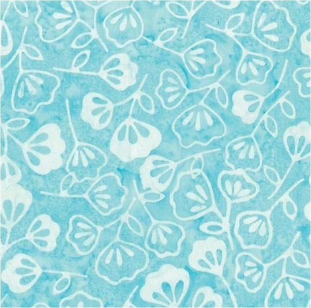 Bali Aqua Ginko Batik 07016-05