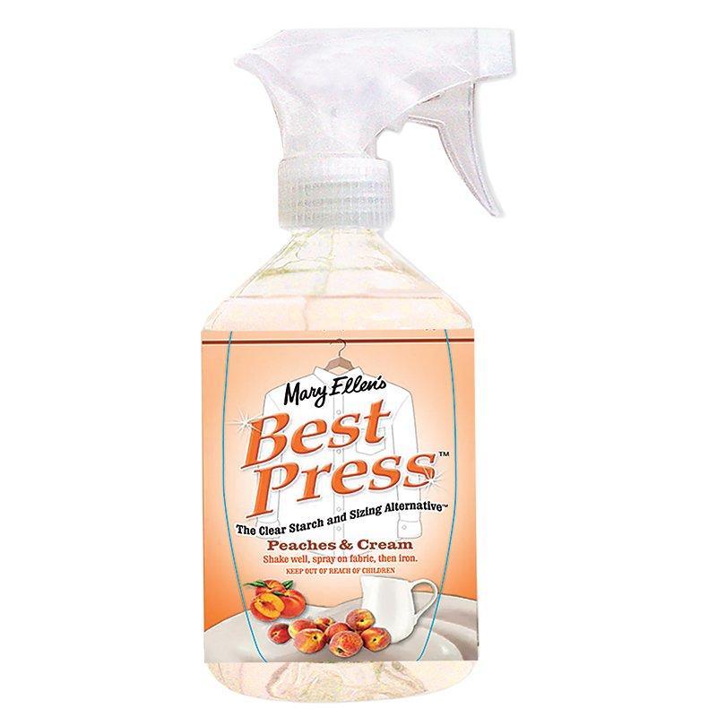 Best Press 16 oz-Peaches N Cream