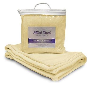 Mink Touch Baby Blanket