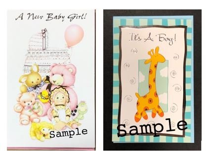 Greeting Cards For Animals