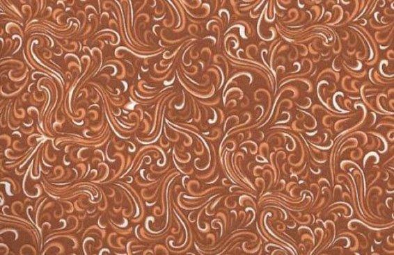Flat Fold Breezeway Rust