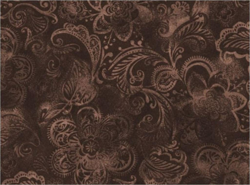 108 Quilt Backs 48381-701 Brown Batik