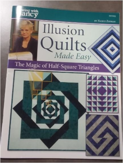 Illusion Quilts Made Easy