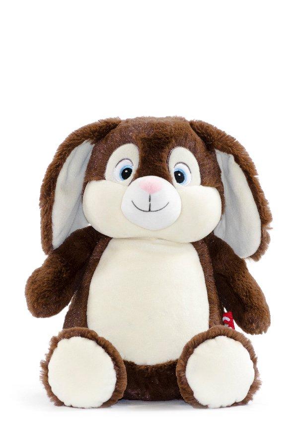 Brown Bunny Cubbie