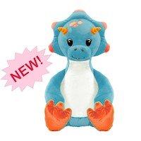 Sir Monty Dinosaur Blue