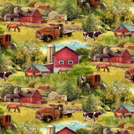 Barns & Trucks