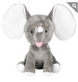Grey Dumble Elephant