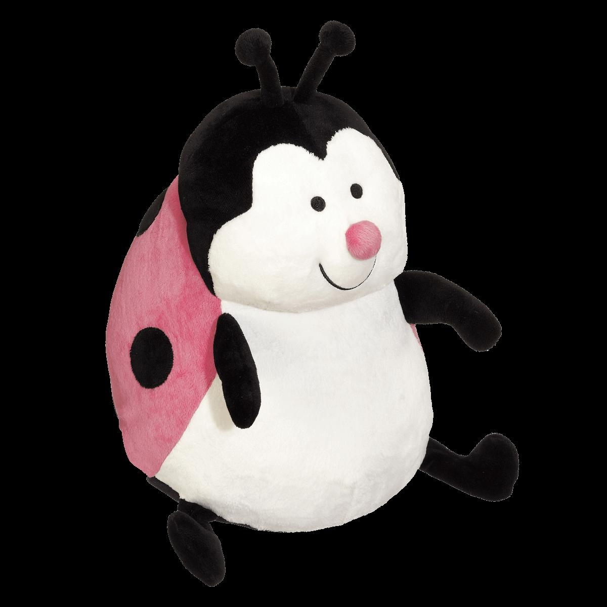 Landy Ladybug-Pink