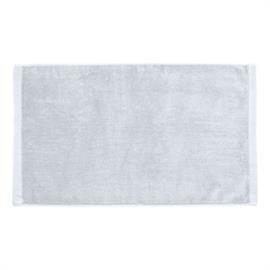 Premium Velour Hand Towel-White
