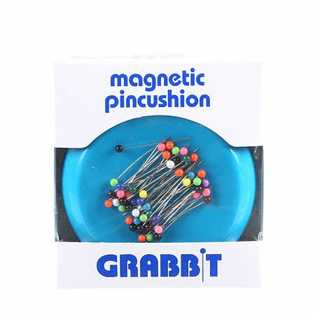 Grabbit Magnetic Pincushion Teal