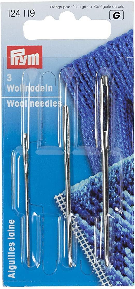 Inox Wool Needles