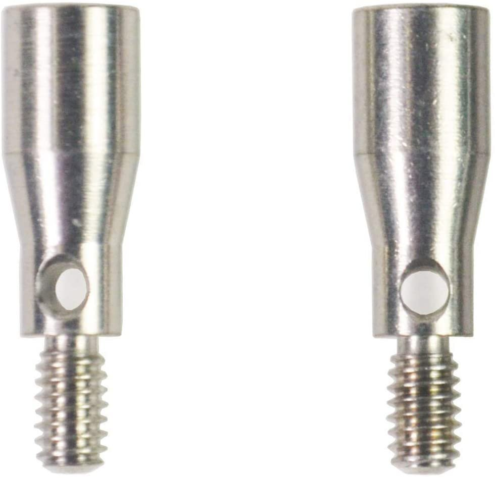Interchangeable Adapters L Tip to S Cable